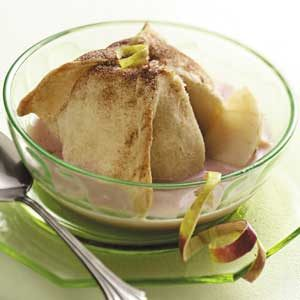 Makeover Mom's Apple Dumplings