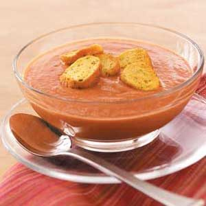 Hearty Tomato Bisque