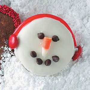 Snowman Treats Recipe