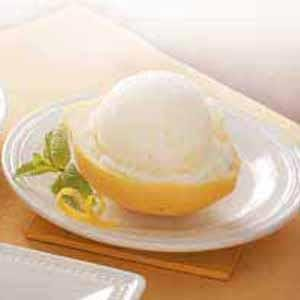 Lemon Sherbet Recipe