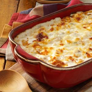 Comforting Potato Casserole Recipe