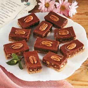 Triple-Layer Brownies Recipe