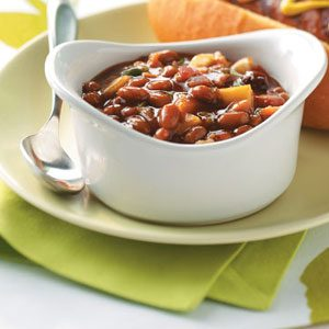 Baked Bean Side Dish Recipe