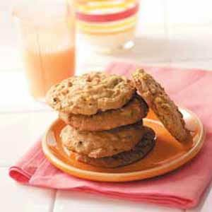 Walnut Chocolate Chip Cookies Recipe