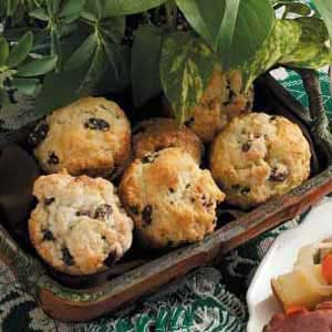 Irish Soda Muffins Recipe