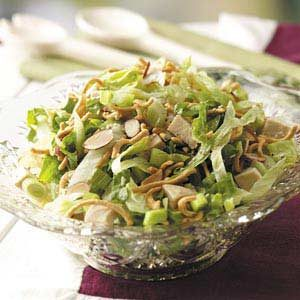 Chow Mein Chicken Salad Recipe