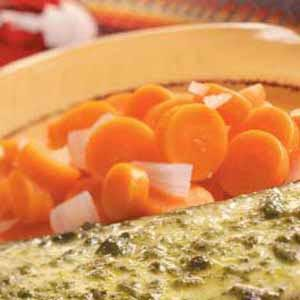 Sweet 'n' Tender Carrots Recipe