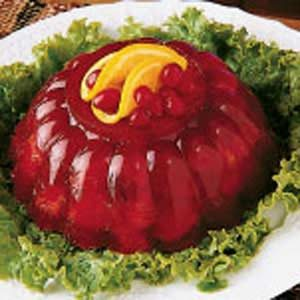 Cranberry/Orange Molded Salad Recipe