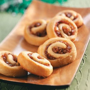 Fig & Ham Pinwheels Recipe