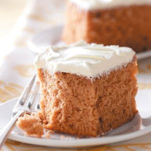 Surprise Spice Cake Recipe