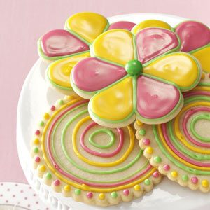 Grandma's Sugar Cookies Recipe