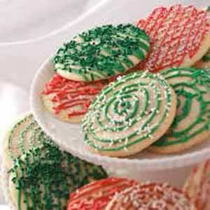 Easy Mint Cookies Recipe