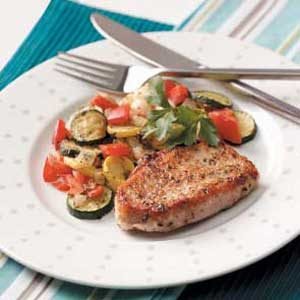Parmesan Pork Chops Recipe