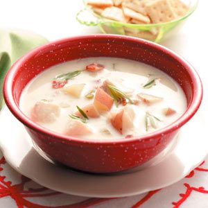 North Pacific Chowder Recipe