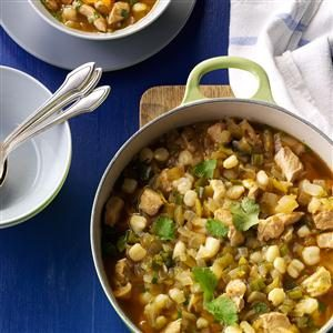 Land of Enchantment Posole Recipe
