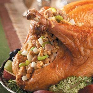 Pear Stuffing for Turkey Recipe