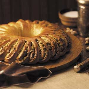 Pistachio Ring Recipe