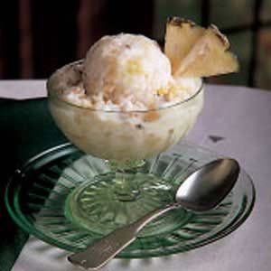 Pineapple Sherbet Recipe
