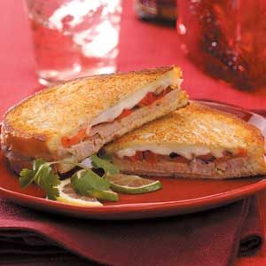 Cuban Pork Sandwiches Recipe