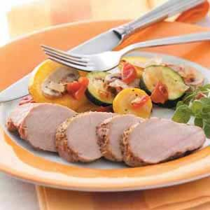 Spiced Pork Tenderloin Recipe