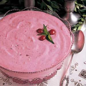 Fluffy Cranberry Delight Recipe