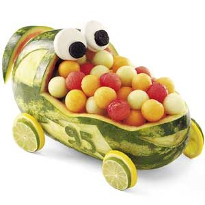 Watermelon Race Car Recipe