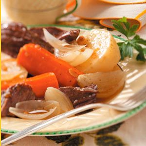 Buttermilk Pot Roast Recipe