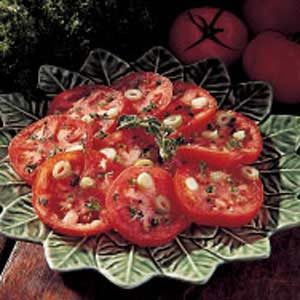Tomato Vinaigrette Recipe
