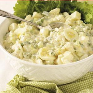 Vegetable Potato Salad Recipe