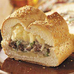 Hearty Sausage Sandwich Recipe