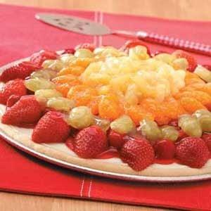 Ultimate Fruit Pizza Recipe
