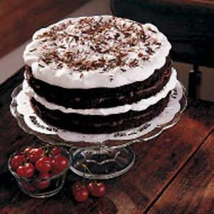 black forest torte recipe taste of home