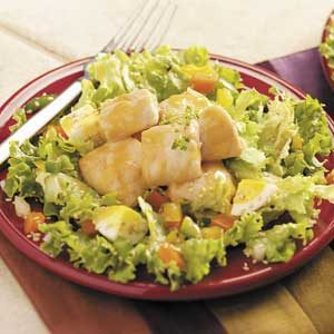 Honey-Dijon Chicken Salad Recipe