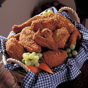 Chicken Crisp Recipe