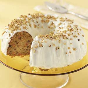 Makeover Moist Carrot Cake Recipe