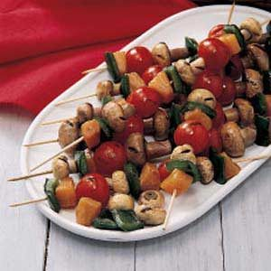 Hawaiian Kabobs Recipe