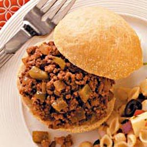 Ozarks Sloppy Joes Recipe