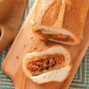 Hearty Sausage Stromboli Recipe