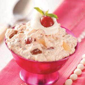 Cherry Cream Dessert Recipe