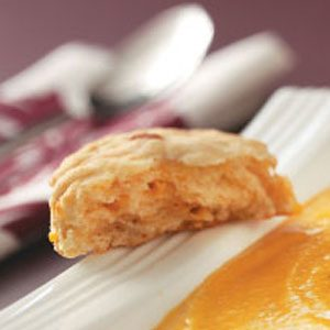 Onion & Cheddar Biscuits Recipe