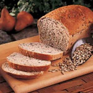 Honey-Wheat Sunflower Bread Recipe