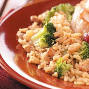 Walnut Rice Recipe