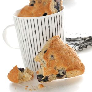 Blueberry Orange Scones Recipe