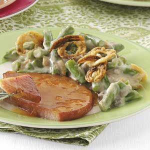 Classic Mini Green Bean Casserole Recipe