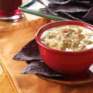 Zesty Nacho Dip Recipe