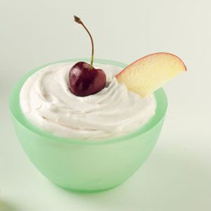 Marshmallow Fruit Dip Recipe