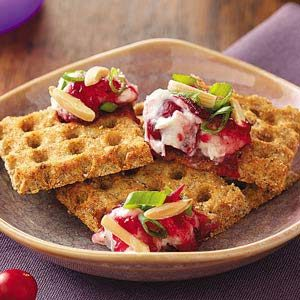 Warm Cranberry Spread Recipe