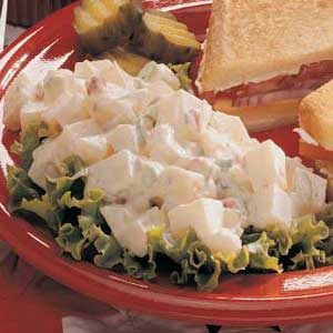 Potato Salad for One Recipe