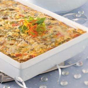 Colorful Brunch Frittata Recipe
