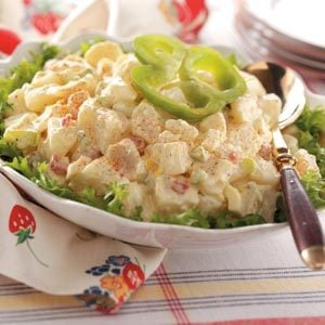 Classic Potato Salad for 50 Recipe